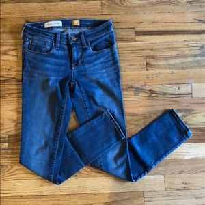Pilcro and the Letterpress Jeans Size 25
